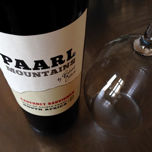 Paarl Mountains Cabernet Sauvignon 2013