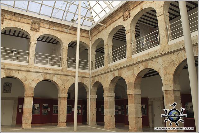 Antiguo Hospital de S. Agustín de El Burgo de Osma (Soria)