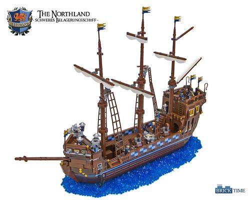 Heavy Siege Ship