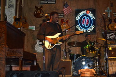 014 Albert King Jr & The Final Touch Band