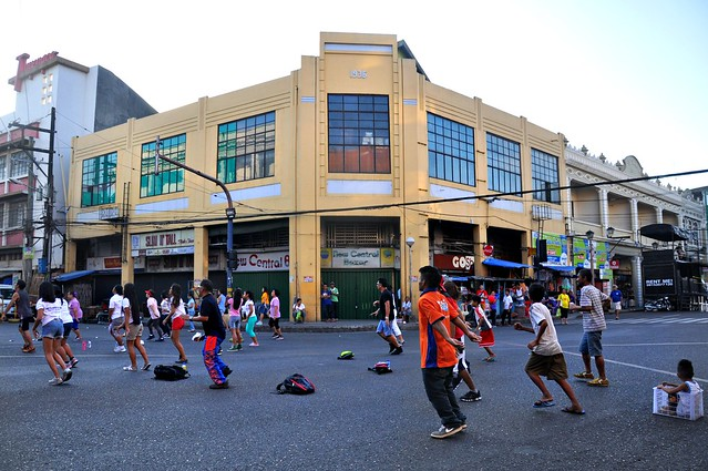 Street Zumba at Iloilo's Core