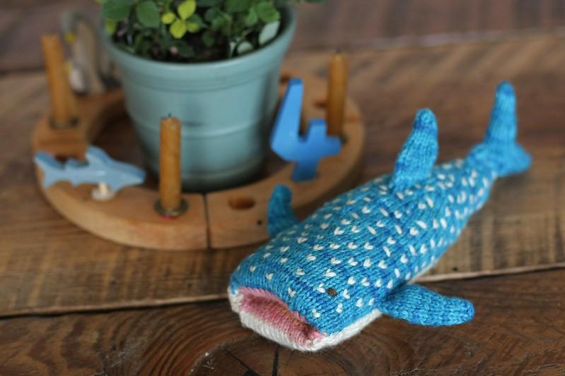 L's whale shark