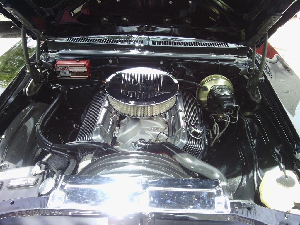 Chevy 502 cu in Engine | mrodrigu1 | Flickr