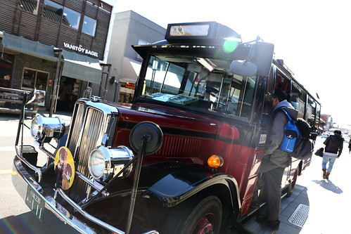 復古觀光巴士