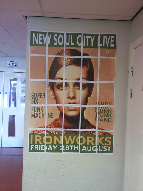 Ironworks Poster