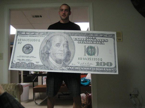 Money Poster