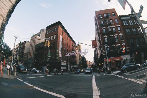 Little Italy. Manhattan. New York. USA