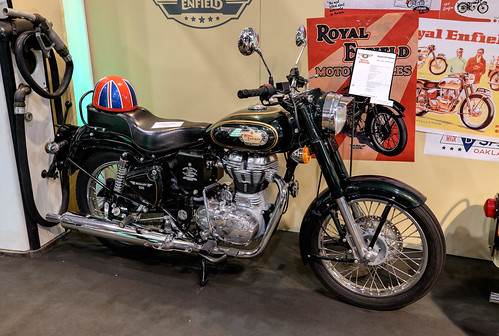 Royal Enfield Bullet EFI Retro