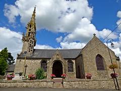 Eglise Saint-Pierre...Monthault (35) - Photo of Mellé