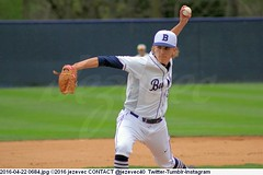 2016-04-22 0684 COLLEGE BASEBALL Georgetown at Butler
