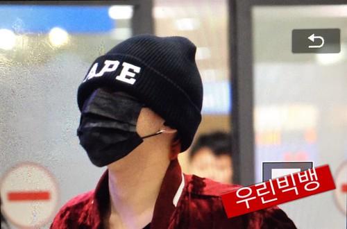 Big Bang - Incheon Airport - 26jul2015 - WEARE_BIGBANG - 02