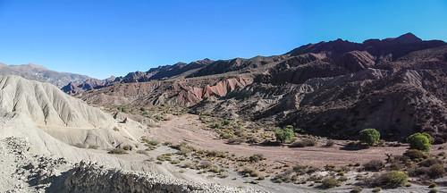 Tupiza: la Quebrada Seca