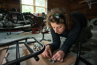 Tara Choosing Washers for Paramotor Quad | by goingslowly