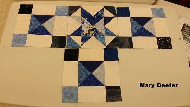 My Blue Heaven blocks