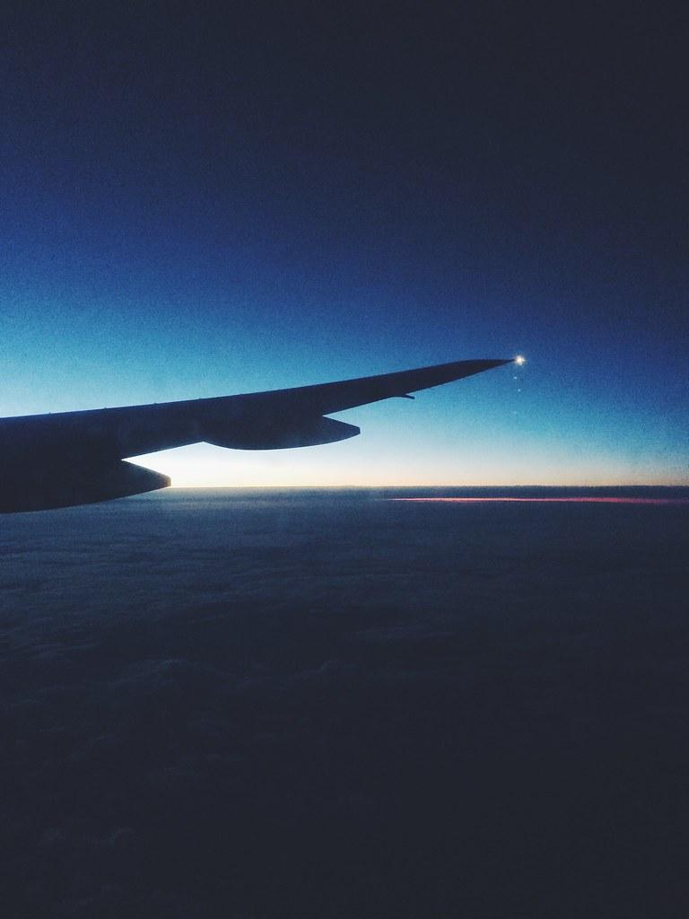 På vei hjem