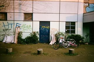 Berlin - Kreuzberg, Skalitzer Straße