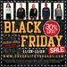 Get ready for our biggest sale of the year! Black Friday starts tomorrow! #gogreek #greeklife #glthreads #blackfriday