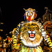 The Big Pulikali Lion of Kerala at Thrissur by Anoop Negi