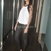 Lisa Haydon snapped at an event