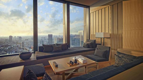Aman Resorts' brand new Tokyo resort