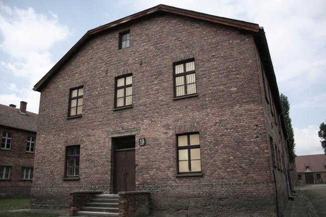 Barracones de Auschwitz. © Paco Bellido, 2008