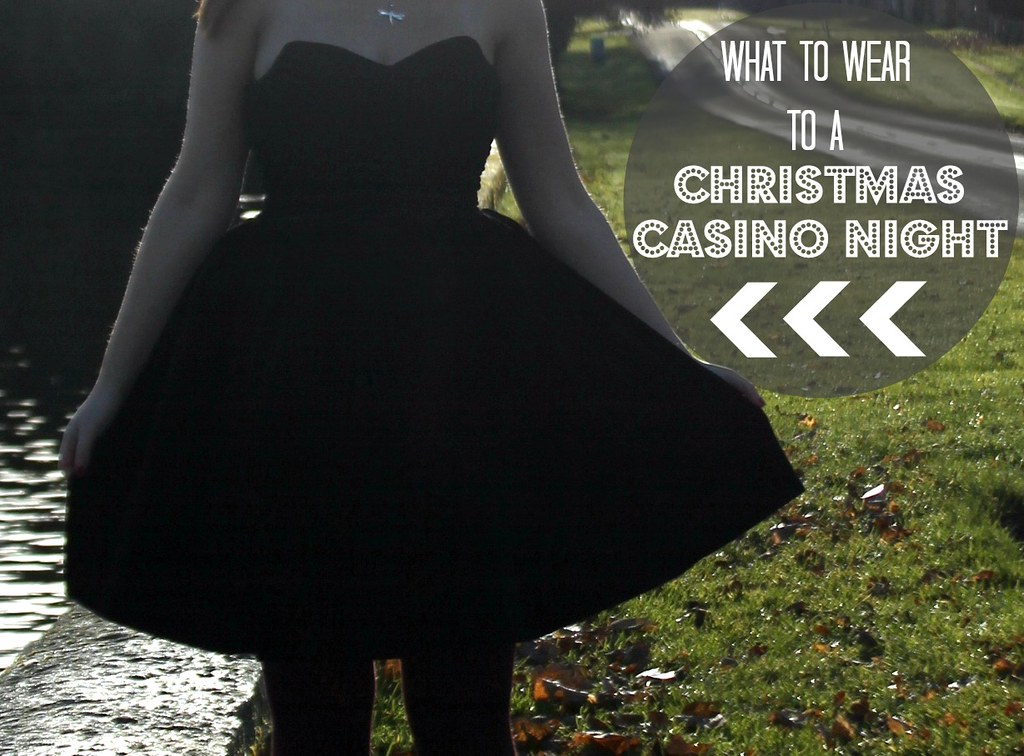 what to wear to a casino night