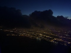 On approach to Chicago