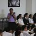 Debat Calon Ketua OSIS 2015, 10 Desember 2014 (Fotografer : Yuanita Daniela Santoso)