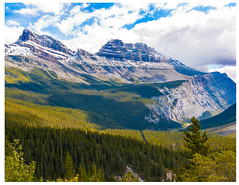 Canada, Icefield Parkway AB
