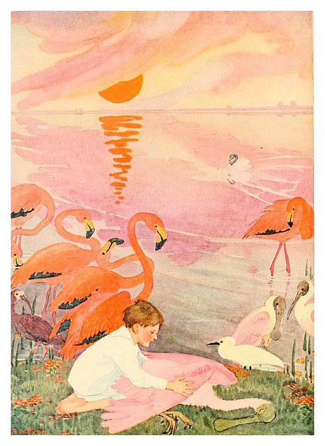 012-A little boy lost (c1920) - Ilustrado por Dorothy P. Lathrop