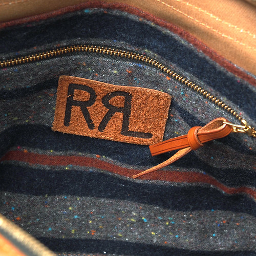 RRL / Emerson Shoulder Bag