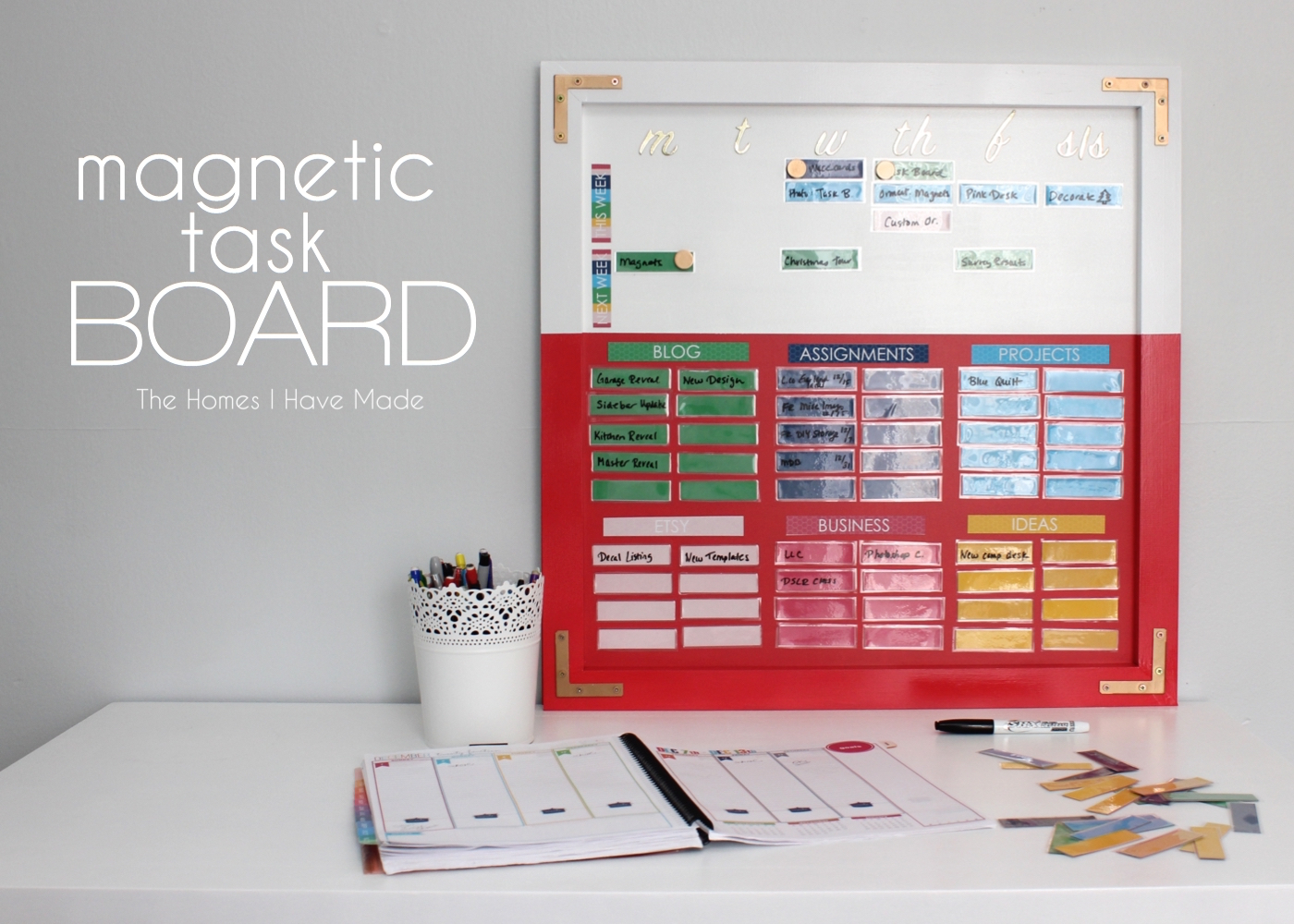 Magnetic Task Board-001