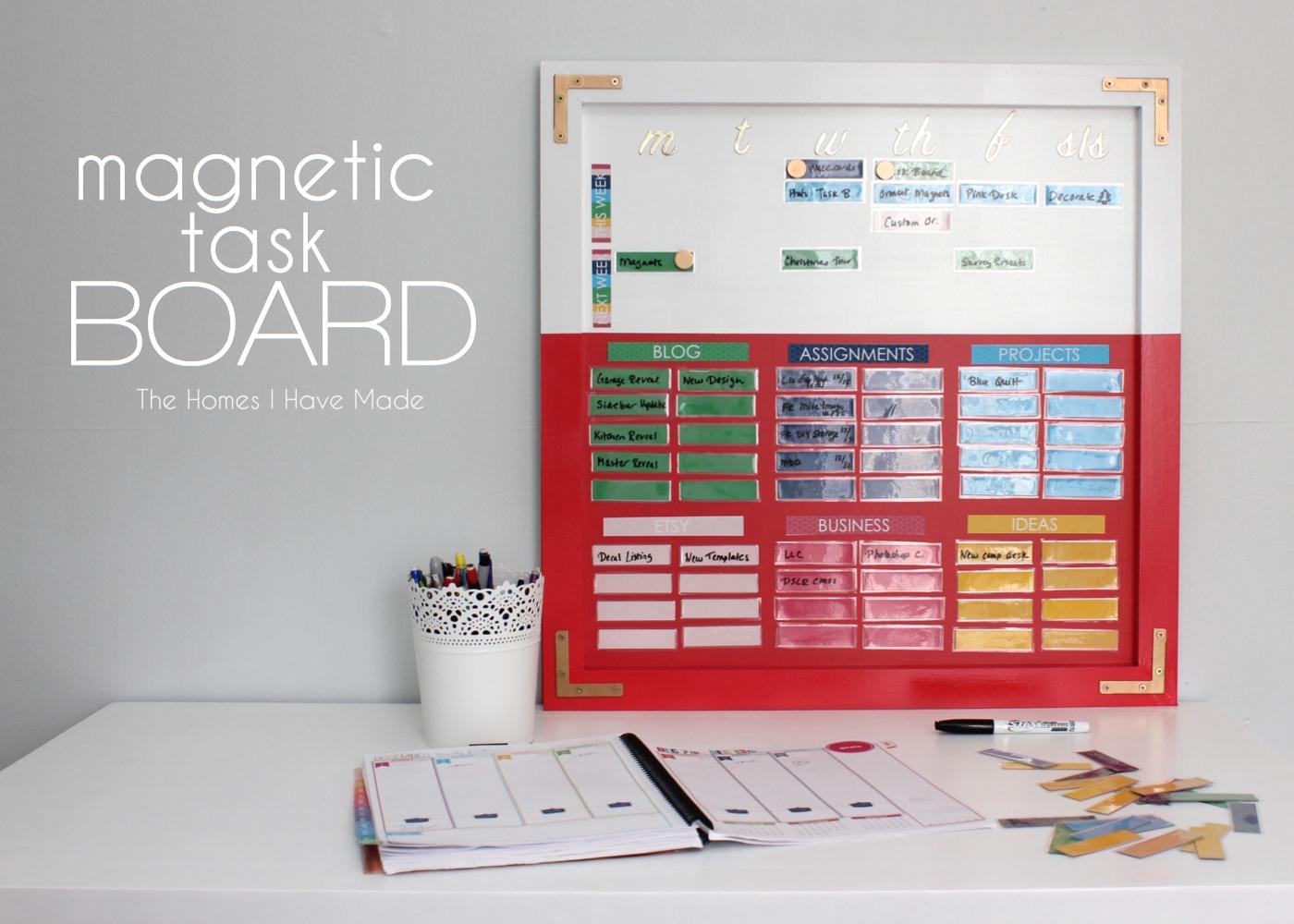 Magnetic Task Board-001
