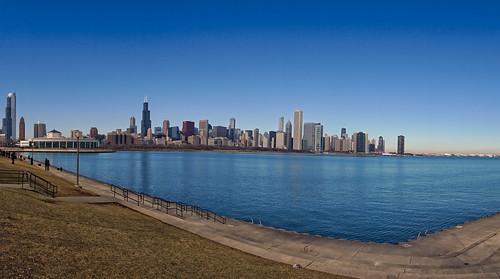Chicago Pano No. 01199