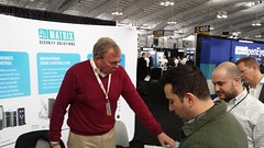 Matrix showcased its security solutions at ISC East, at Jacob K. Javits Convention Center, North 655 West 34th Street, New York, NY USA (19-20 November)