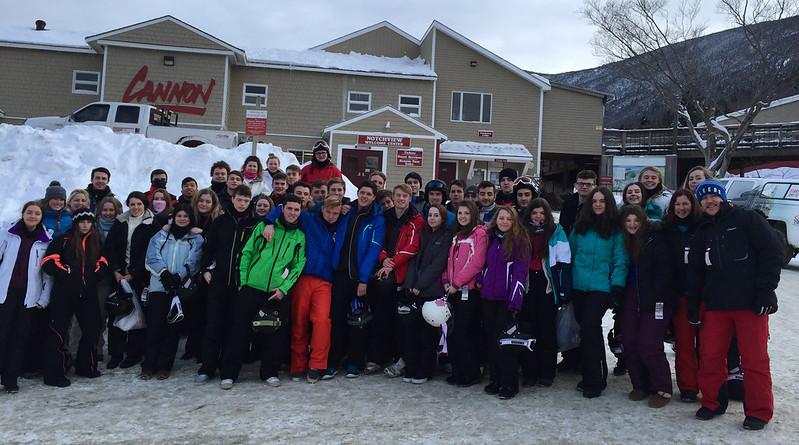 Ski Trip USA 2015