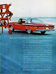 1961 Plymouth Fury 2-Door Hardtop