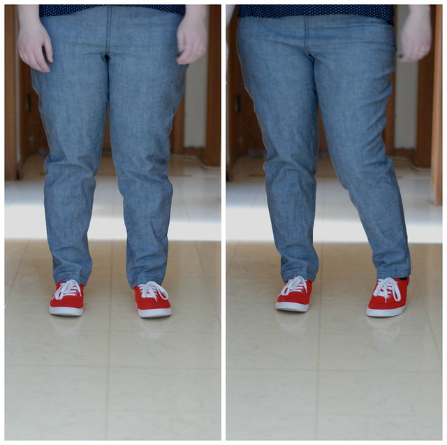 Inside-Out Jeans