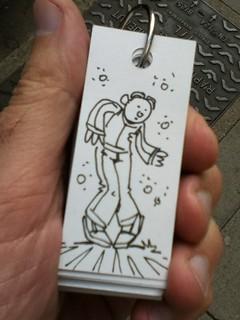 Pavement Doodle 46