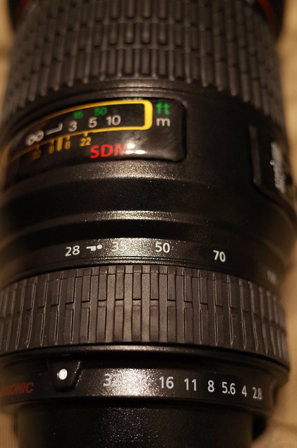 new lens?