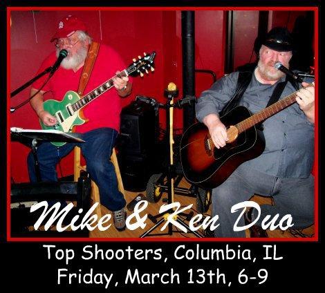 Mike & Ken Duo 3-13-15
