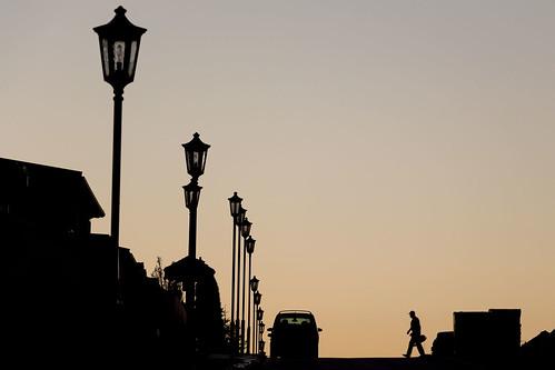 sunset people silhouette serbia zlatibor zlatibordistrict