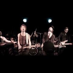 #OTD 2008. @nutmegmusic live at Mosebacke.