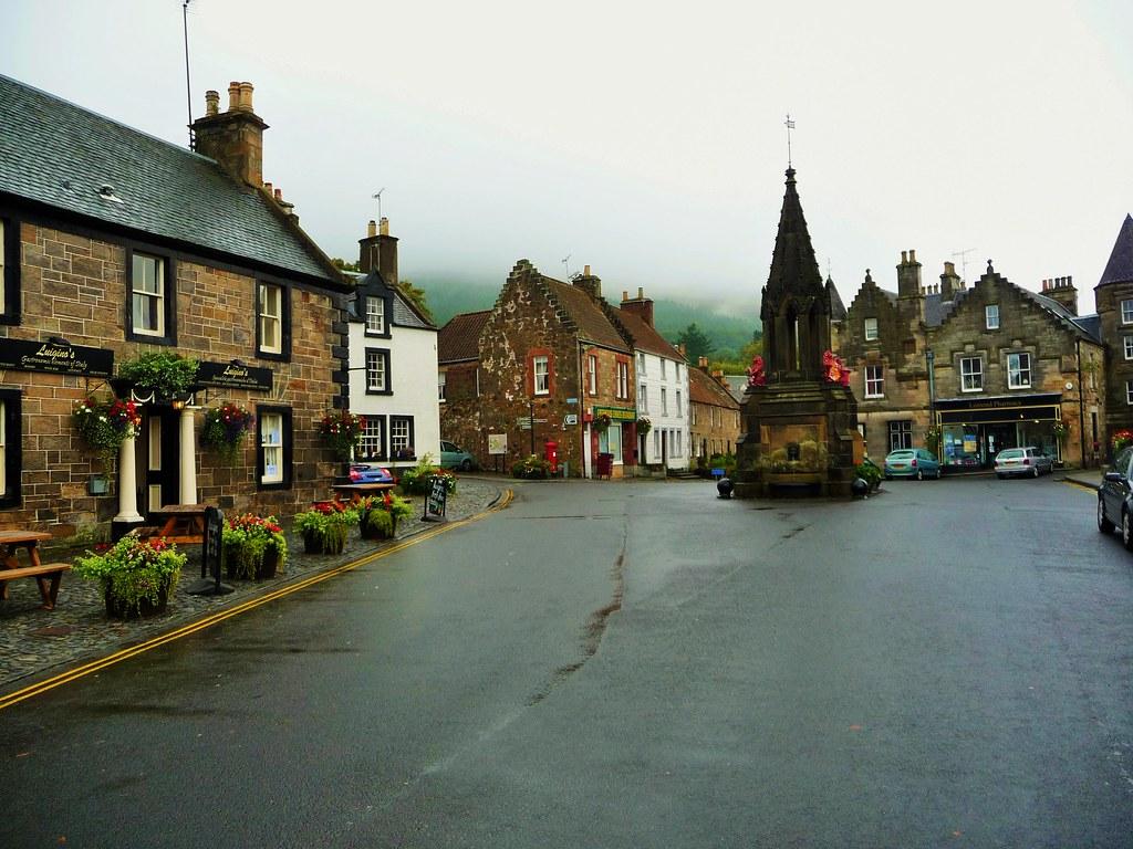 Visit Falkland Scotland Scottish Tour Guide S Blog