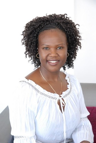 Photo Patience Mthunzi - South Africa - TechWomen Emerging Leader
