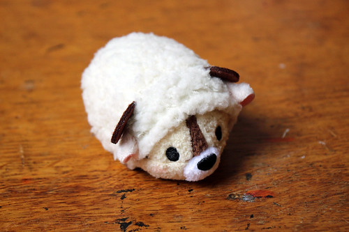 Year of the Sheep (2015) Chip Tsum Tsum