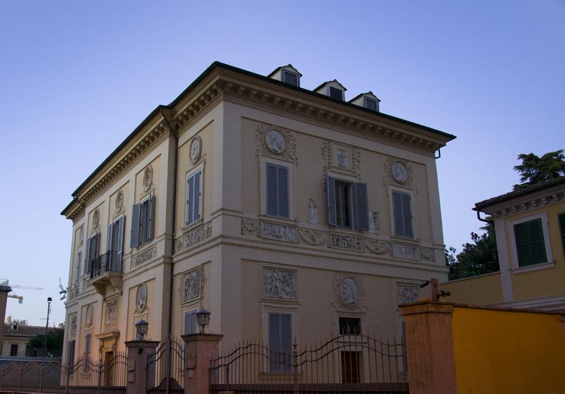 Roma Via Matteo Boiardo