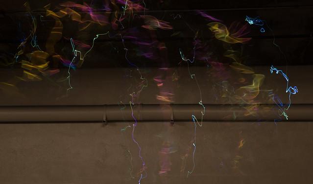Bubble Motion Tracks