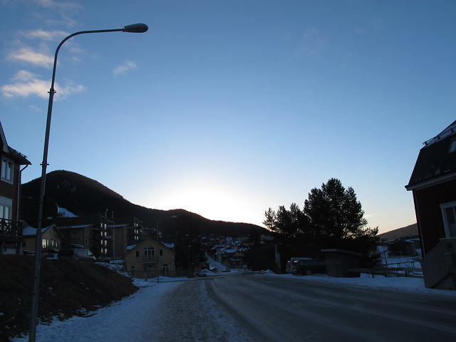 thursday, åre