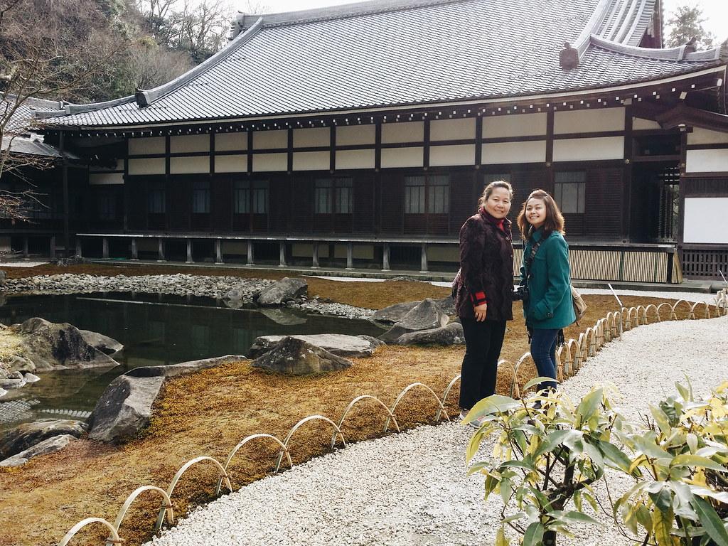 Hojo or Abbot's Quarters Engakuji Temple Kamakura